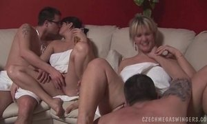 CZECH AMATEURS AT BIGGEST SWINGERS PARTY xVideos