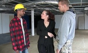 3some On The Dutch Construction Site xVideos