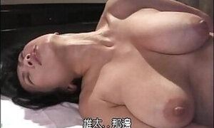Kinky Japanese mommy is ready for hot fucking