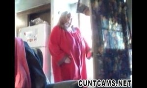 Trailer Park Landlord Flashes The Whole Park - More at xxxmilf.pro xVideos