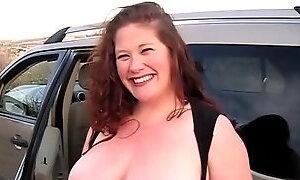 Big Jenny outdoors