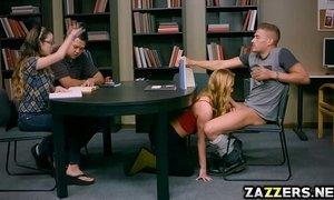 Xander Corvus screwing Carter Cruise ass with his big cock xVideos