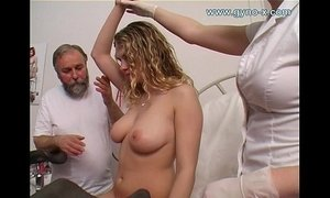Gyno exam of young busty girl xVideos