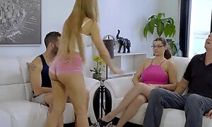 Part 3, Punished Step Daughter Fucked Next To Sleeping Wife S4:E2