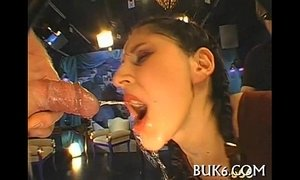 Moist oral stimulation with titty fuck xVideos