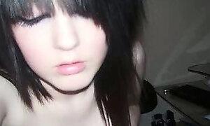 Hot Teen Emo GFs!