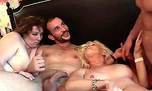 Mature lesbian sluts dicked properly