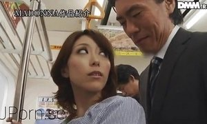 Serie: Married Woman Molester Train's compilation [JPorn.se] xVideos
