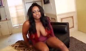 Horny Anal, Ebony adult scene