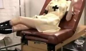 Smoking Latex Nurse 2