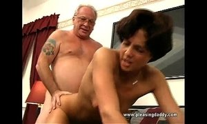 Nikita Gets Fucked By Old Man Jesse xVideos