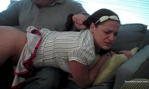 Ten Spanked By Daddy 1 xVideos