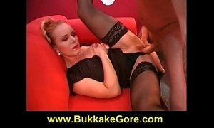 German Blonde cumswallow babe xVideos