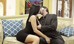 Jasmine Jae is a dream woman and she is hungry for cum