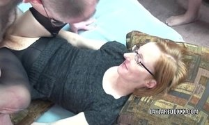 Mature slut Layla Redd in pantyhose and getting banged xVideos