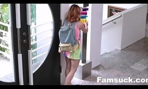 Foreign Teen Seduced By Pervy uncle| xxxmilf.pro xVideos