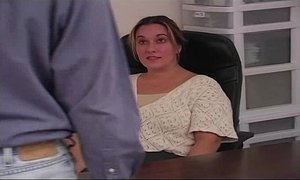 Office Spanking BBW Amateur Pt.1 xVideos