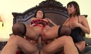 Ava devine and another slut fucked hard xVideos