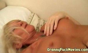 Naughty grandma Nathalie xVideos