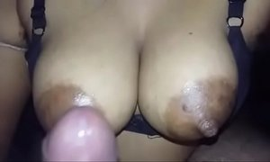 Indian super sexy woman with real big boobs and nipples fucking neighbor.MP4 xVideos