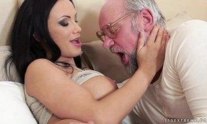 Samantha Rebeka Loves Older Guys xVideos