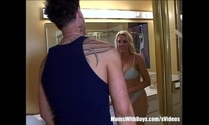 Big Tit MILF Kara Nox Fucking 19yr Old Stepson xVideos