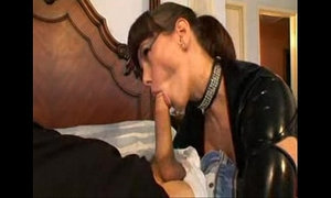 Outrageously Hot MILF Pounded In Latex xVideos
