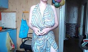 Sexy big saggy tits webcam perfect hangers