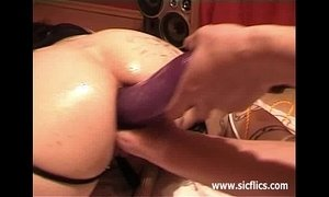 Brutal anal and vaginal fist fucked amateur slut xVideos