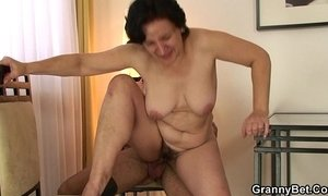 Granny tourist is picked up and fucked xVideos
