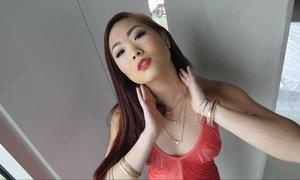 Horny Asian Lea Hart