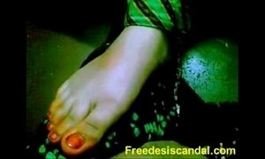 Hot Footjob By Desi Girl xVideos