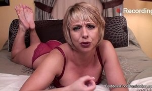 Foot Fetish - Sons Care Package xVideos