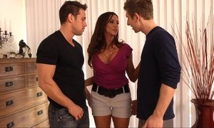 Ariella Ferrera takes two Beeg