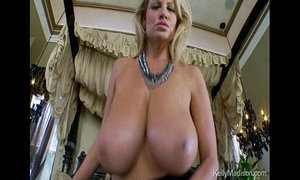 Massive mellons of kelly madison engulf a hard cock xVideos