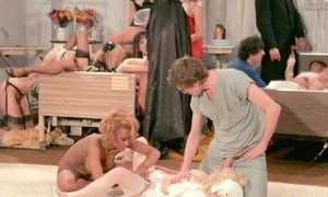 If you like good classic orgy then check this movie and enjoy!